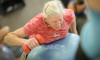 Active Older Adult Class