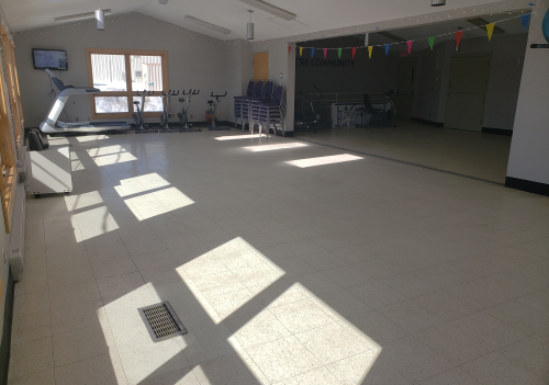 The Community Room at Woodland